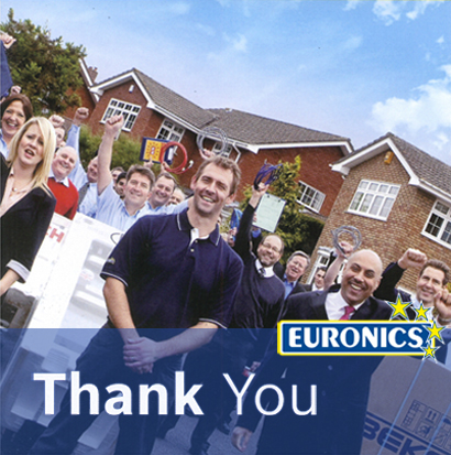 Thankyou from Euronics